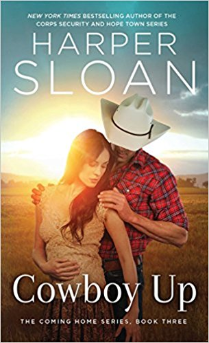 Hot New Release -Dec 19- COWBOY UP by Harper Sloan