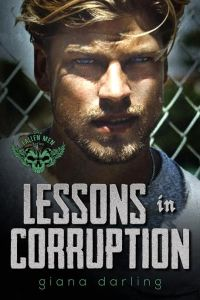 Hot New Release – Oct 27 – Lessons in Corruption by Giana Darling
