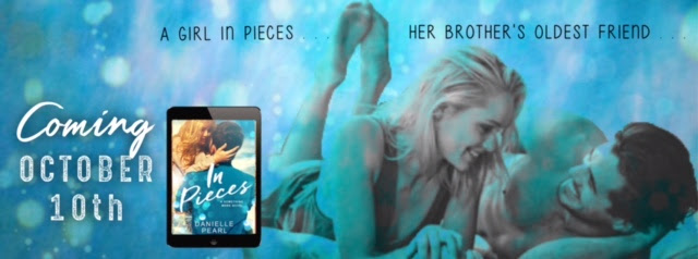 Hot New Release -Oct 10- In Pieces by Danielle Pearl