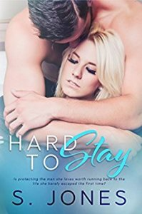 Hot New Releases! ~Nov 7~Hard to Stay by S. Jones