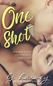 Hot New Releases! ~Nov 15~One Shot by BJ Harvey