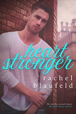Hot New Releases! ~Feb 17~Heart Stronger by Rachel Blaufeld