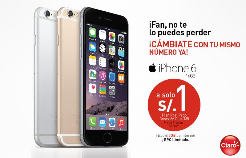Ofertas Iphone Por Portabilidad