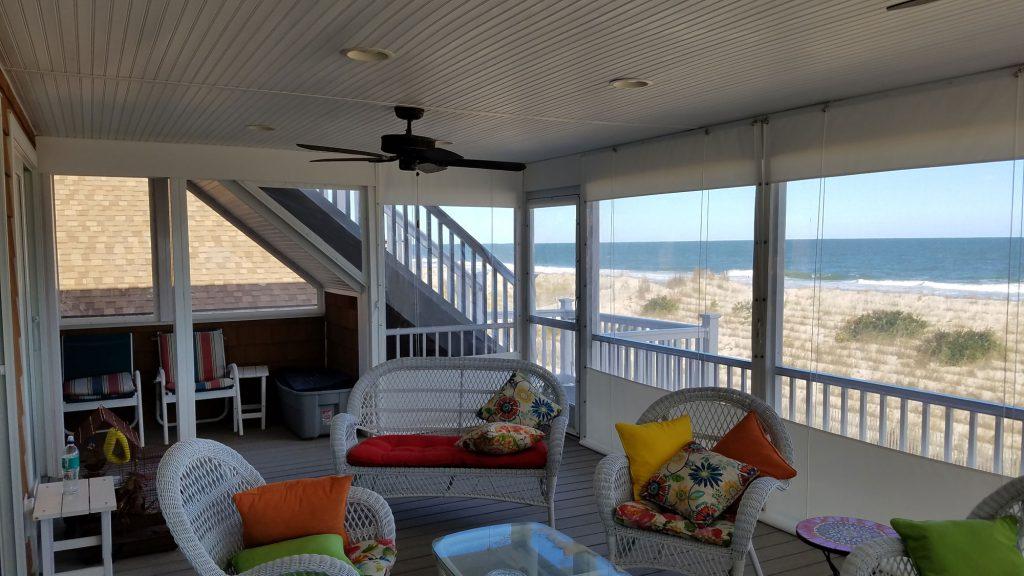 screen porch vs sun room pros cons