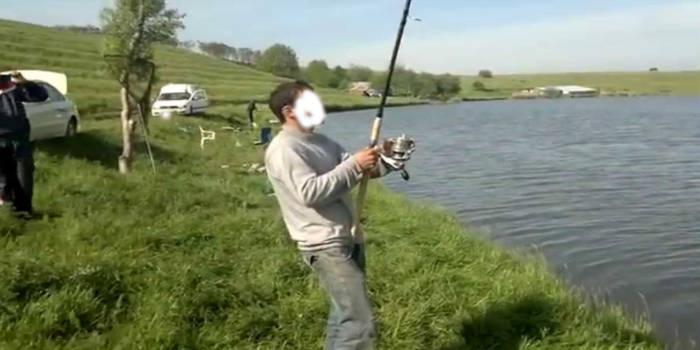 Balta de pescuit Chioru 3