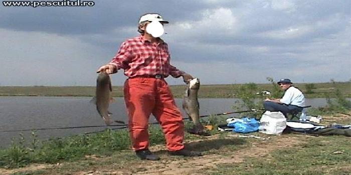Pescuit la mat Barbuceanu