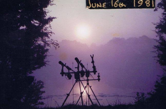 1980, asa se pescuia in aceasta perioada