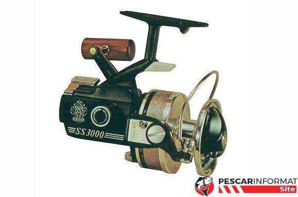 Daiwa SS2000, SS3000, SS4000, modelele anului 1978 inmaterie de mulinete pentru pescuit