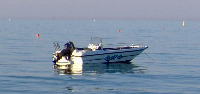 Noleggio barche senza patente