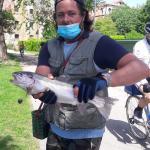 Cattura del 17 maggio socio Alessio Zanatta