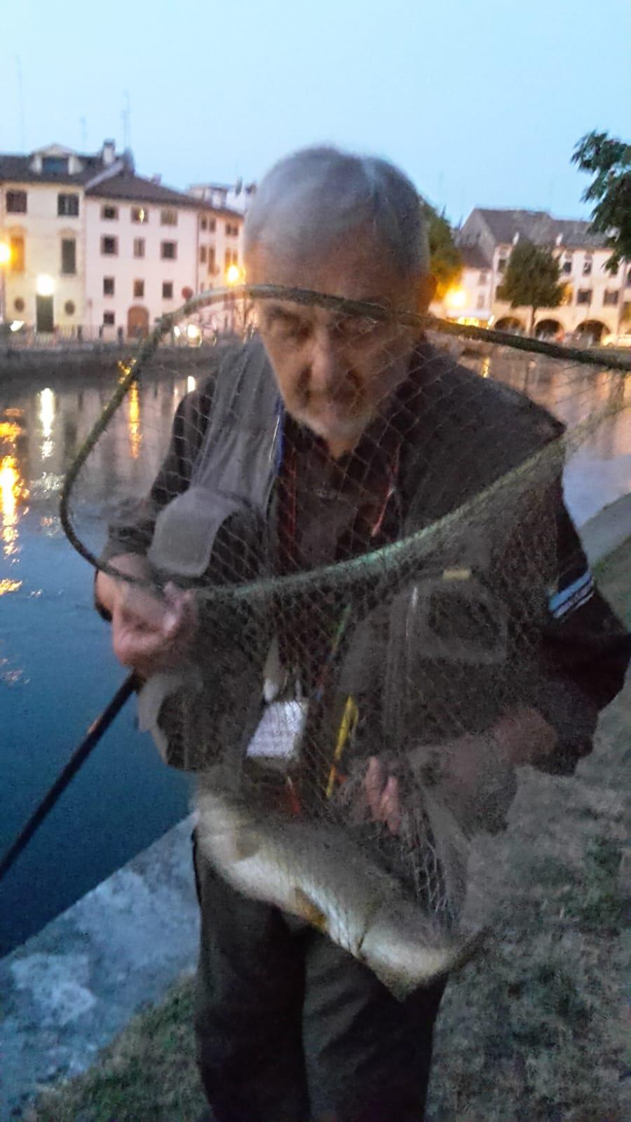 Cattura del 27 agosto Socio Gabriele Giuseppucci