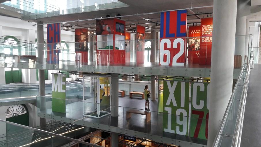 Museu do Pelé - Santos/Brazil