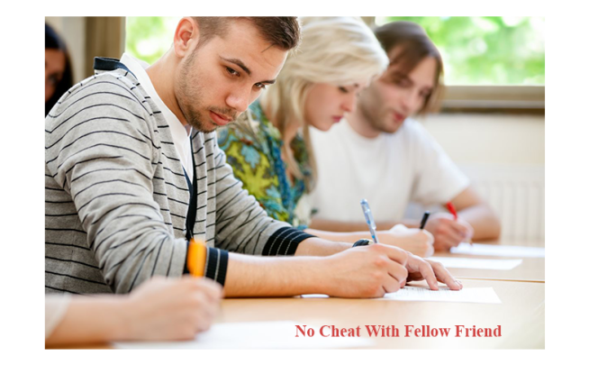 how to prevent cheating in exams