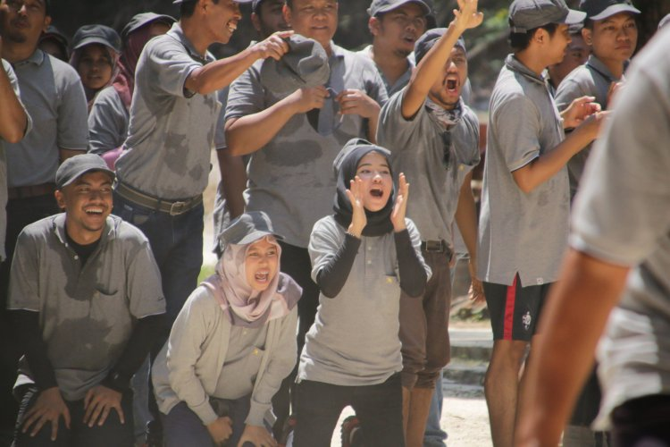 Outbound Training Padang