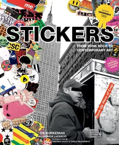 Stickers- From Punk Rock to Contemporary Art