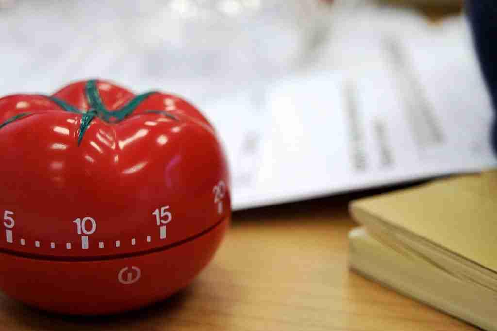 técnica pomodoro ajuda você a ser um escritor mais produtivo