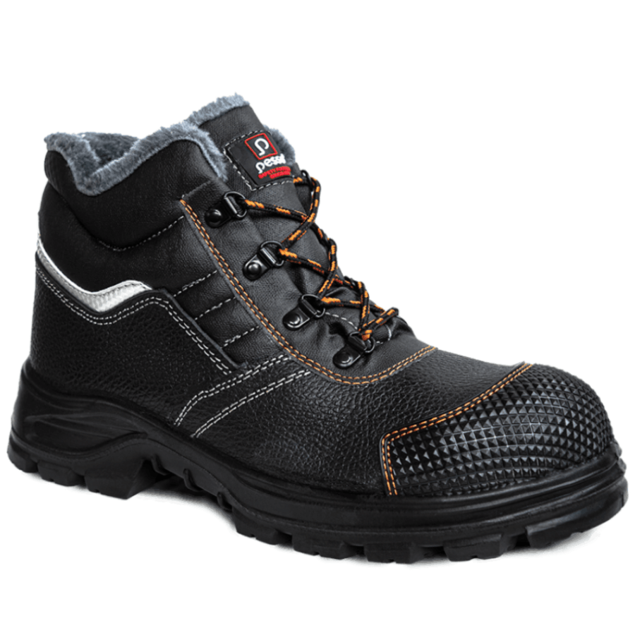 Leather safety shoes Pesso BS159 S3 Composite nose Kevlar pessosafety.eu