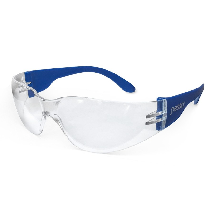 Safety spectacles Pesso Ascrack, clear pessosafety.eu