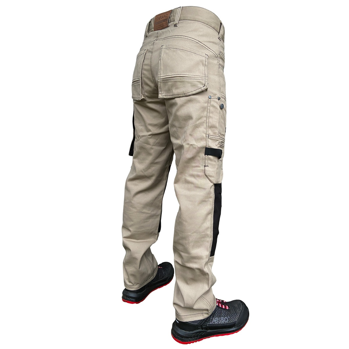 Work Trousers Winter Thermo Pants Canvas 320 Waist Trousers Work Trousers Workwear