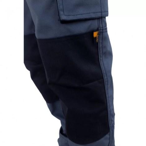 Workwear trousers Pesso 110P, grey pessosafety.eu