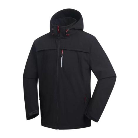 Softshell Jacket Pesso ATLANTA, black pessosafety.eu