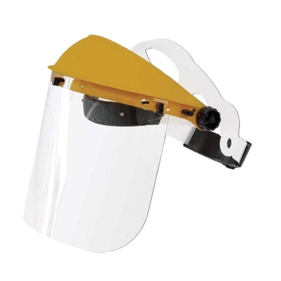 Face shield clear visor Pesso pessosafety.eu