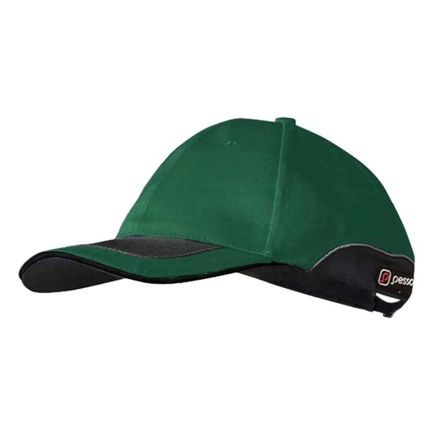 Cap Pesso, green pessosafety.eu