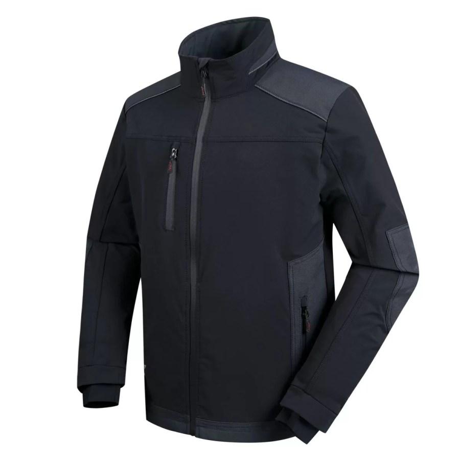 Safety Jacket Pesso Titan 125P, grey pessosafety.eu