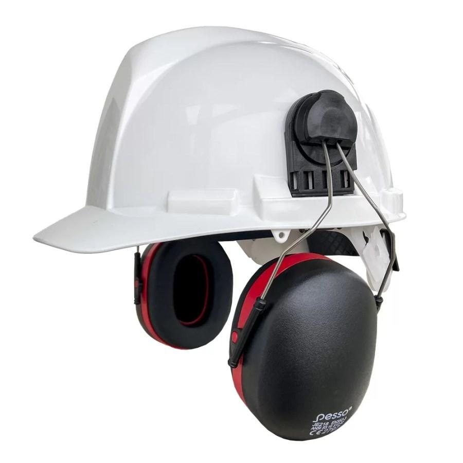 Hearing protection earmuffs Pesso A525, SNR 26 pessosafety.eu
