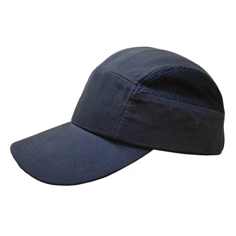 Cap helmet Pesso KAPSP_navy Head protection EN812 pessosafety.eu