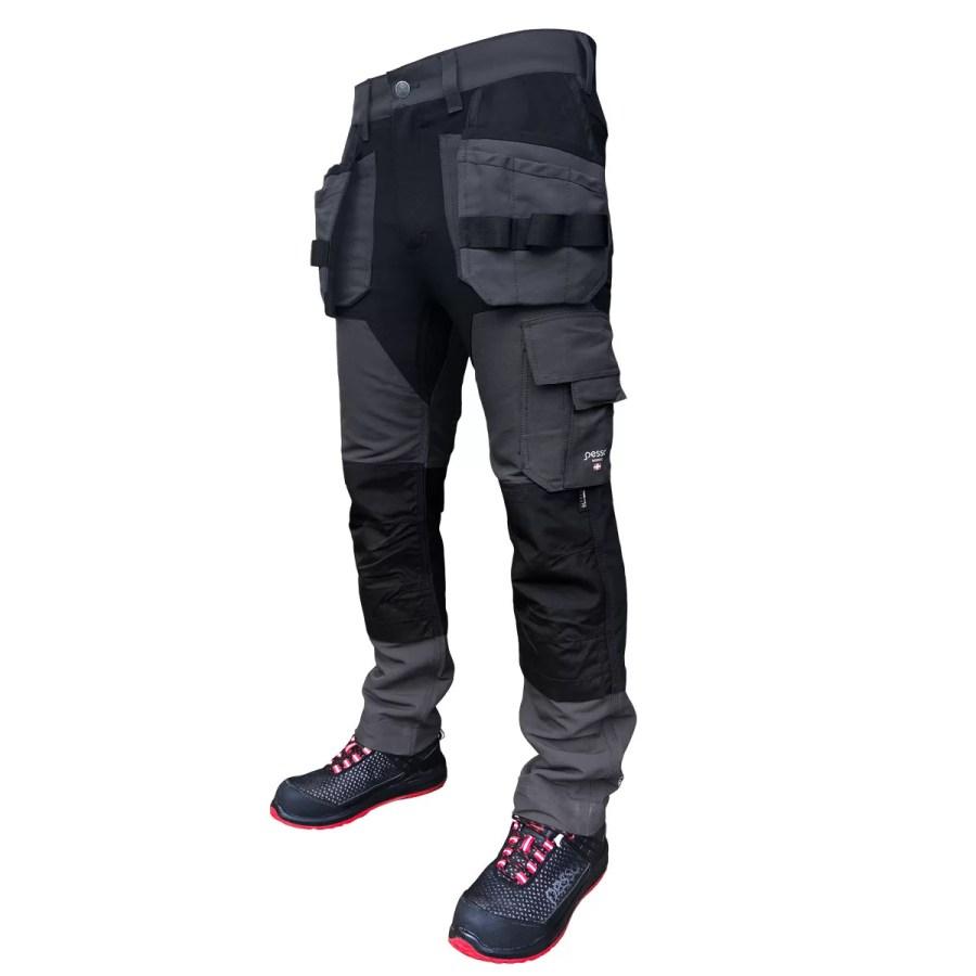 Workwear trousers Pesso Titan Flex Pro 126 | pessosafety.eu