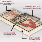 Victor Metal Pedal Rat Trap