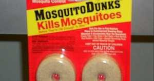 Mosquito Larvae Killer