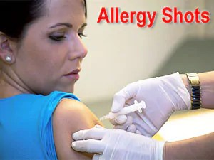 Allergy shots