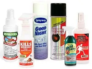 Bedbugs sprays