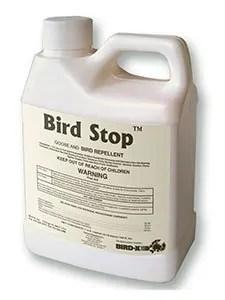 Bird Stop liquid