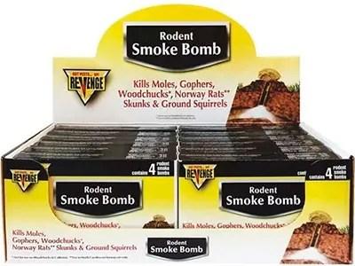 Smoke bomb by Bonide