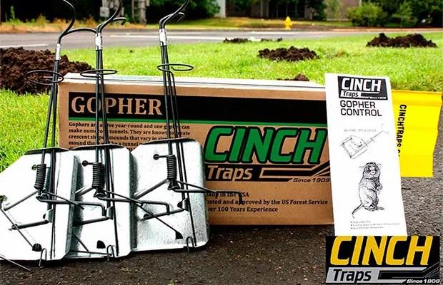 Cinch Trap