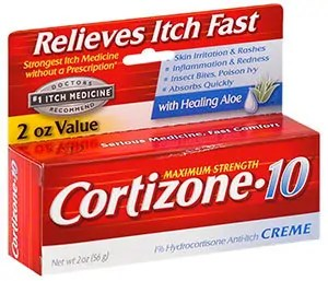 Cortizone 10 anti-itching creme
