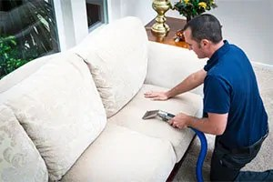 Vacuuming your couch