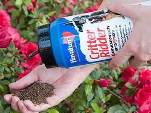 Critter Ridder Animal Repellent