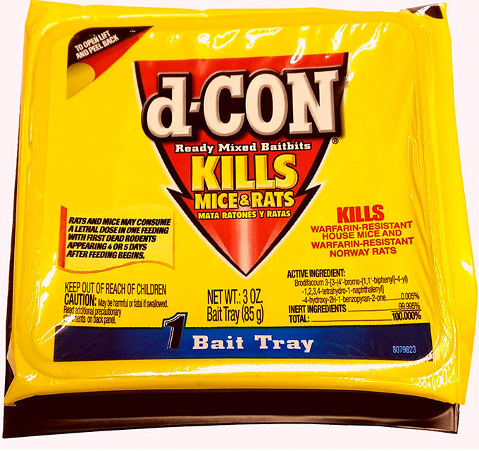 Bait Tray by d-CON
