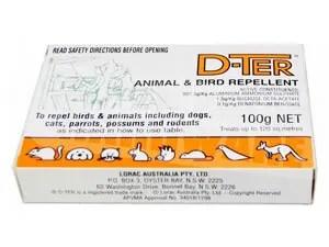 D-Ter possum repellent