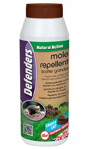 Mole Repellent by Defenders