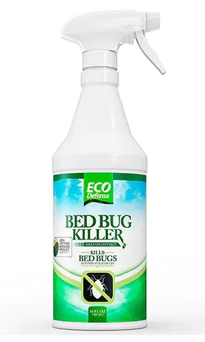 Bed Bug Killer by ECO Defence