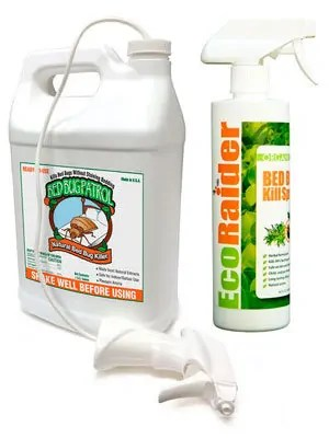 EcoRaider and Bed Bug Patrol