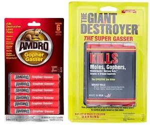 Amdro gasser and Destroyer