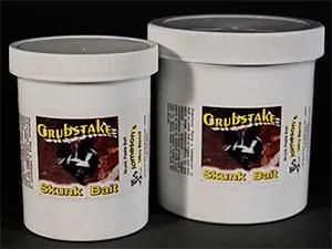 Grubstake Skunk Paste Bait
