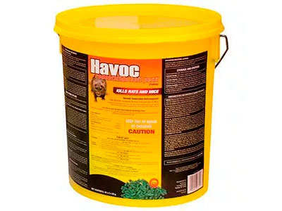 Rats and Mice Bait Poison by Havoc