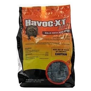 Havoc-XT Rat Bait